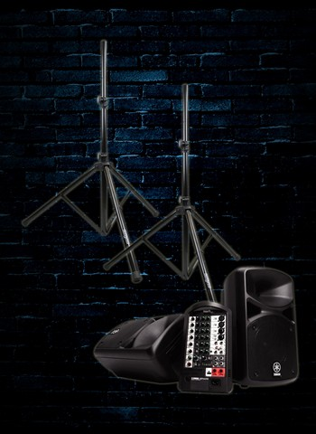 Yamaha StagePas 400i PA Package