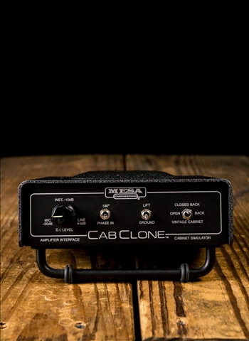 mesa boogie cabclone 8 ohm passive cabinet simulator. Black Bedroom Furniture Sets. Home Design Ideas