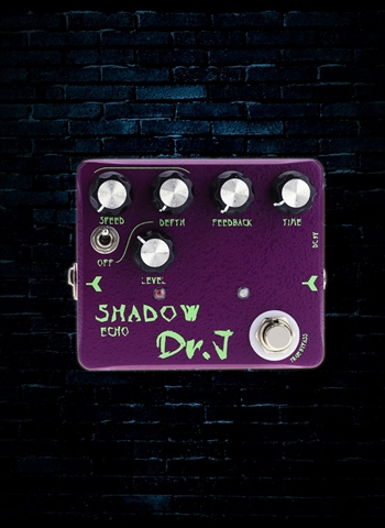 Dr. J D-54 Shadow Echo Pedal