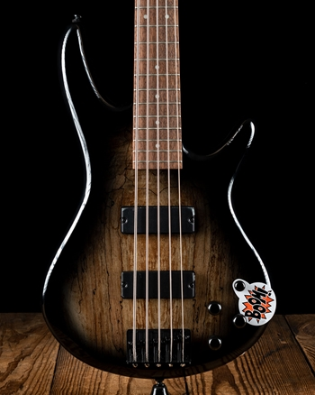 Ibanez GSR205SM - Natural Gray Burst