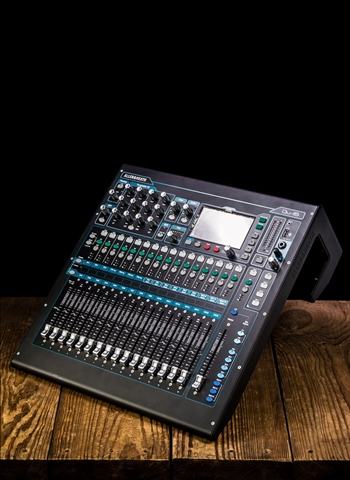 Allen and Heath Qu-16 - 16-Channel Digital Mixer