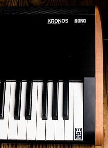 Korg MS-20 mini - 37-Key Monophonic Synthesizer