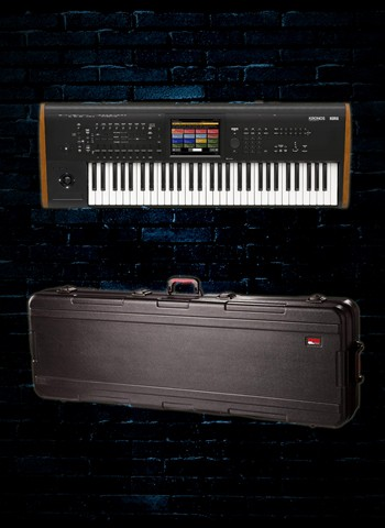 Korg KRONOS-61 Workstation Package B