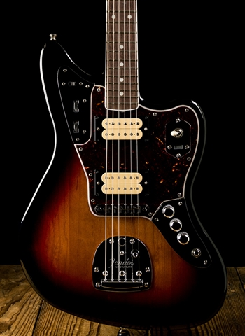 Fender Kurt Cobain Jaguar - 3-Color Sunburst