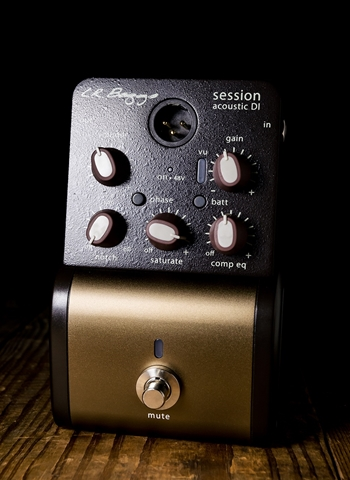 L.R. Baggs Session DI Accoustic Preamp Pedal