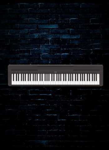 Yamaha P-45 88-Key Digital Piano - Black