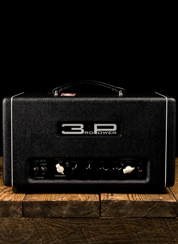 3rd Power Dream 50 Plexi - 40 Watt Guitar Head - Black