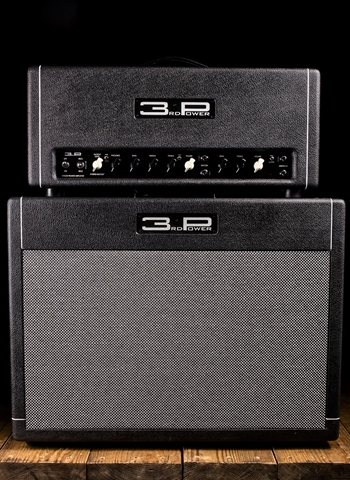 3rd Power Dream Weaver MKII Head and Dream 212 V30 Stack
