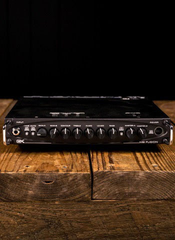 Gallien-Krueger MB Fusion 500 - 500 Watt Bass Head