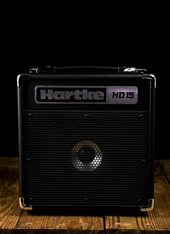 "Hartke HD15 - 15 Watt 1x6.5"" Bass Combo - Black"