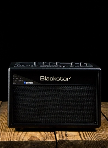 "Blackstar ID:Core BEAM - 20 Watt 2x3"" Bluetooth Stereo Guitar Combo - Black"
