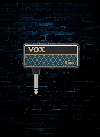 VOX amPlug 2 - Bass Model Headphone Amplifier