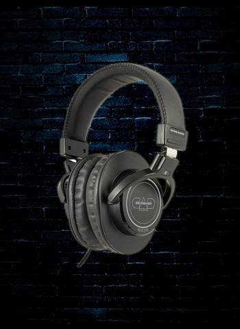 CAD MH210 Closed-Back Studio Headphones - Black
