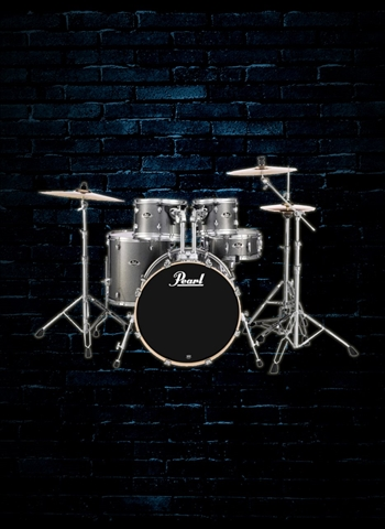 Pearl EXX725S/C Export EXX 5-Piece Drum Set - Grindstone Sparkle