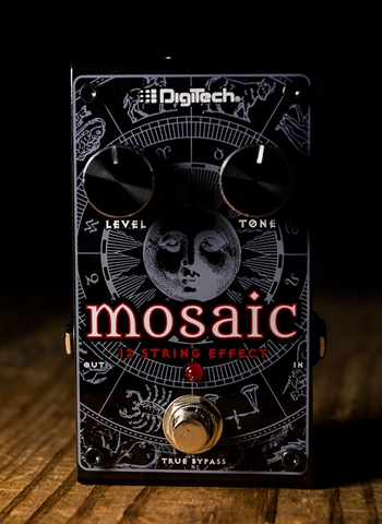 DigiTech Mosiac 12-String Effect Pedal