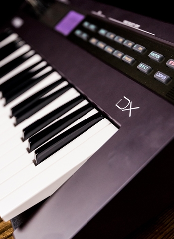 Yamaha Reface DX 37-Key Mobile Mini Keyboard