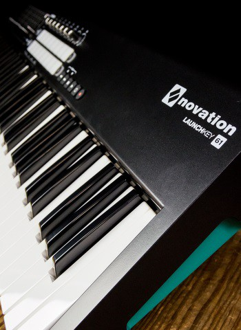 Novation Launchkey MK2 61-Key MIDI Keyboard Controller