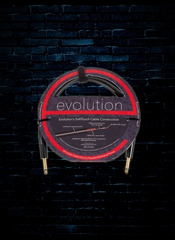 "Pro Co EVLGCN-15 - 15"" Evolution Guitar Cable"