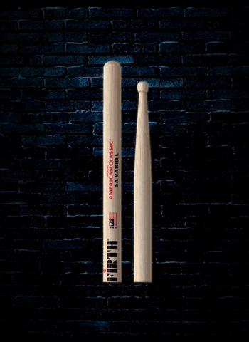 Vic Firth American Classic 5A Barrel Tip Sticks