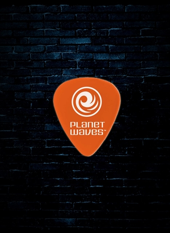 Planet Waves 1DOR2 - 0.66mm Duralin Guitar Pick (25 Pack) - Light