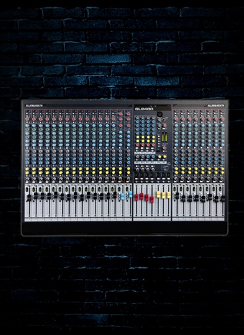 Allen and Heath GL2400-32 - 32-Channel Mixer