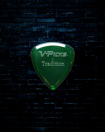V-Picks 2.75mm Tradition Pick - Clear