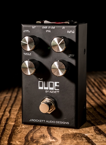 Rockett Pedals The Dude v2 Overdrive Pedal