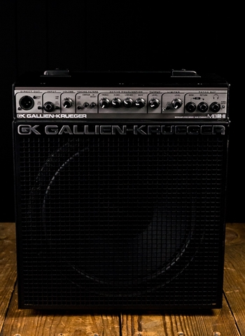 "Gallien-Krueger MB150S/112 - 150 Watt 1x12"" Bass Combo - Black"