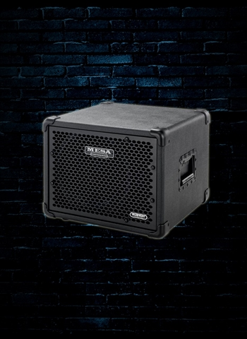 "Mesa Boogie Subway 400 Watt 1x12"" Bass Cabinet - Black"