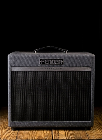 "Fender Bassbreaker BB - 70 Watt 1x12"" Guitar Cabinet - Gray Tweed"
