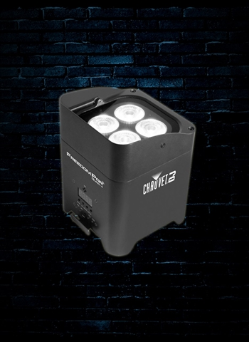 Chauvet DJ Freedom Par Quad-4 - Wireless LED Par Light
