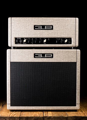 "3rd Power Dual Citizen - 40/50W Head and Dream Series - 60W 1x12"" Cabinet"