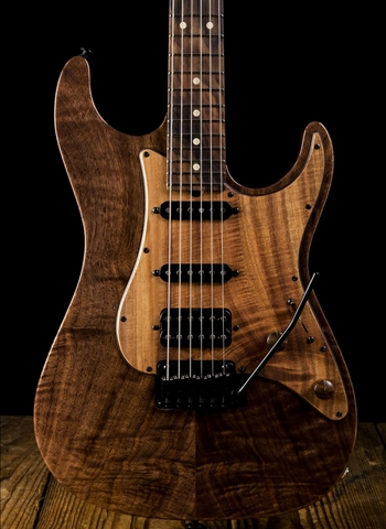 Suhr Standard Custom Claro Walnut / Pau Ferro - Natural