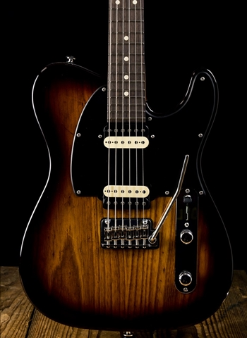 Best Hearing Protection >> Suhr Classic T Roasted Swamp Ash/Maple - Dark Brown Burst
