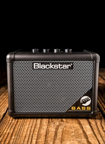"Blackstar FLY 3 BASS - 3 Watt 1x3"" Bass Combo - Black"