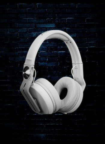 Pioneer HDJ-700-W DJ Headphones - White
