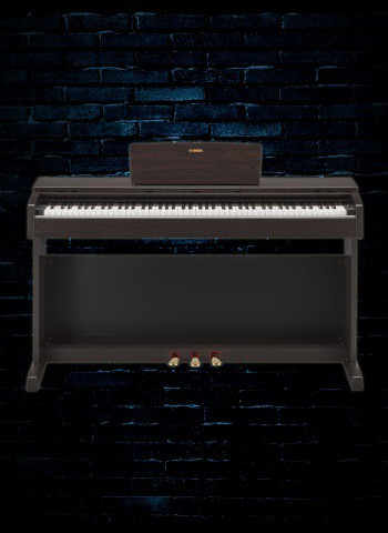 yamaha arius ydp 143r 88 key digital piano rosewood. Black Bedroom Furniture Sets. Home Design Ideas
