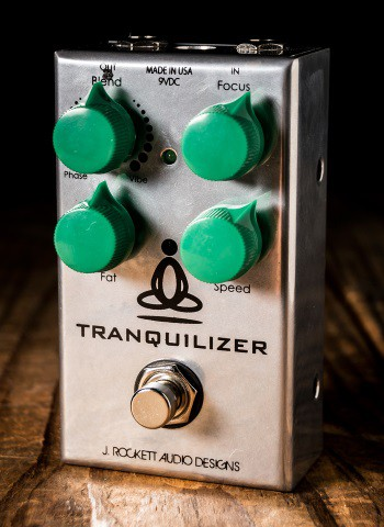 Rockett Pedals Tranquilizer Phaser/Vibe Pedal