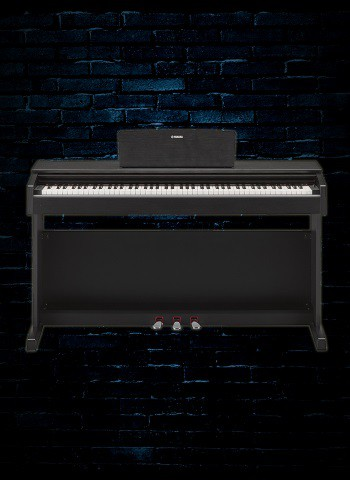 Yamaha Arius YDP-143B 88-Key Digital Piano - Black Walnut