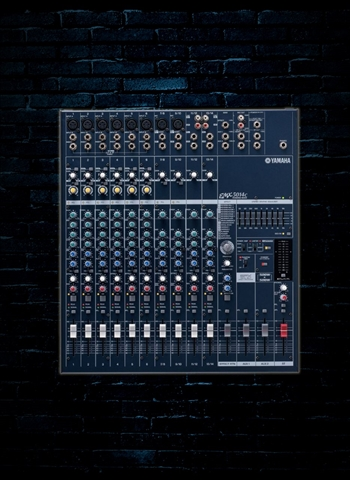 Yamaha EMX5014C 14-Channel Powered Analog Mixer
