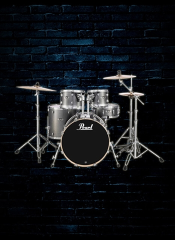 Pearl EXX725/C Export EXX 5-Piece Drum Set - Grindstone Sparkle