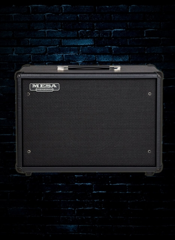 "Mesa Boogie WideBody Compact - 90 Watt 1x12"" Guitar Cabinet - Black"