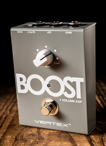 Vertex Boost Pedal
