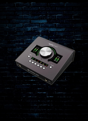 Universal Audio Apollo Twin DUO Processing USB Audio Interface