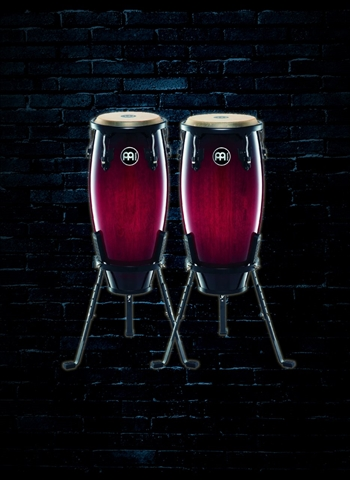 Meinl HC555WRB Headliner Series Conga Set - Wine Red Burst