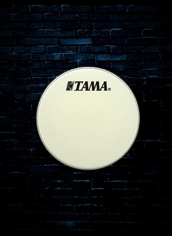 "Tama CT22BMSV - 22"" White Coated Drumhead"