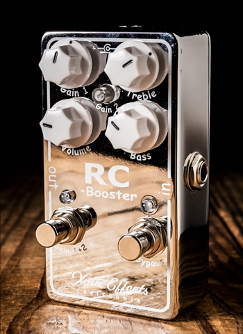 Xotic RC Booster V2 - Booster Pedal