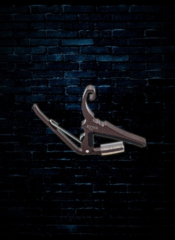Kyser KG6CV - 6-String Acoustic Quick-Change Capo - Copper Vein