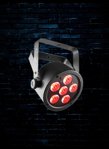 Chauvet DJ EZpar T6 USB - LED Wash Light Fixture