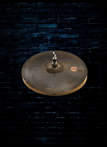 "Sabian XSR1480MH - 14"" XSR Monarch Hi-Hats"